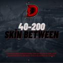 RANDOM   Valorant Account Between 40-200 Skins!