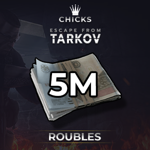 """5M Roubles(No need to """"be lvl 10"""" & """"have FIR item-s"""") 