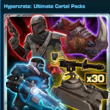 Hypercrate: Ultimate Cartel Pack EU