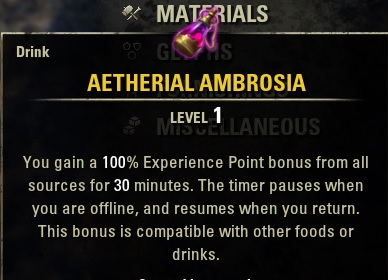 [PC-Europe] Aetherial Ambrosia // Fast delivery!