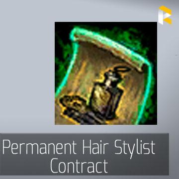 Permanent Hair Stylist Contract - EU & US servers
