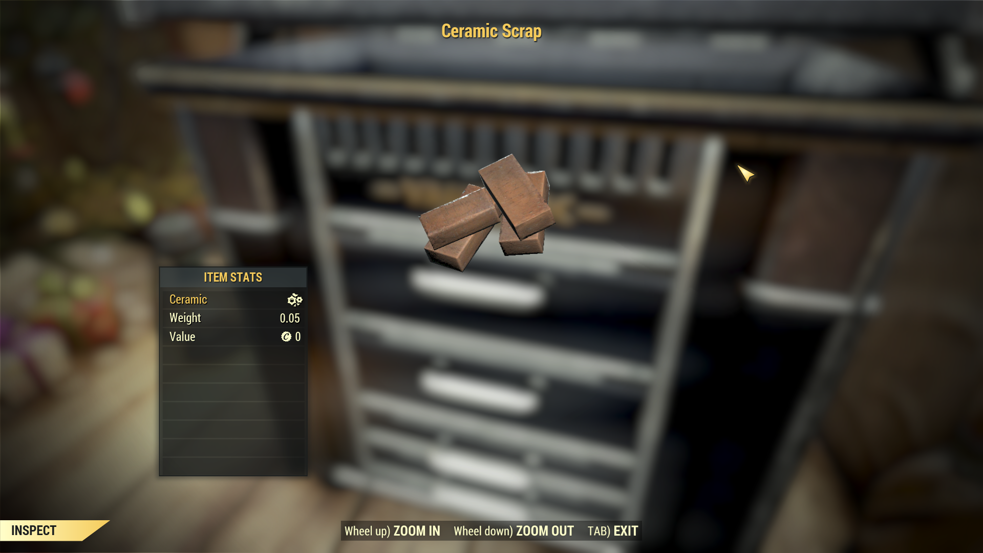 Ceramic Scrap x1000