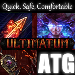 Burning Arrow Elementalist [Complete Setup + Currency] [Ultimatum SC] [Delivery: 60 Minutes]
