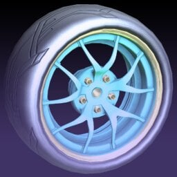 Nipper - Very Rare Wheels