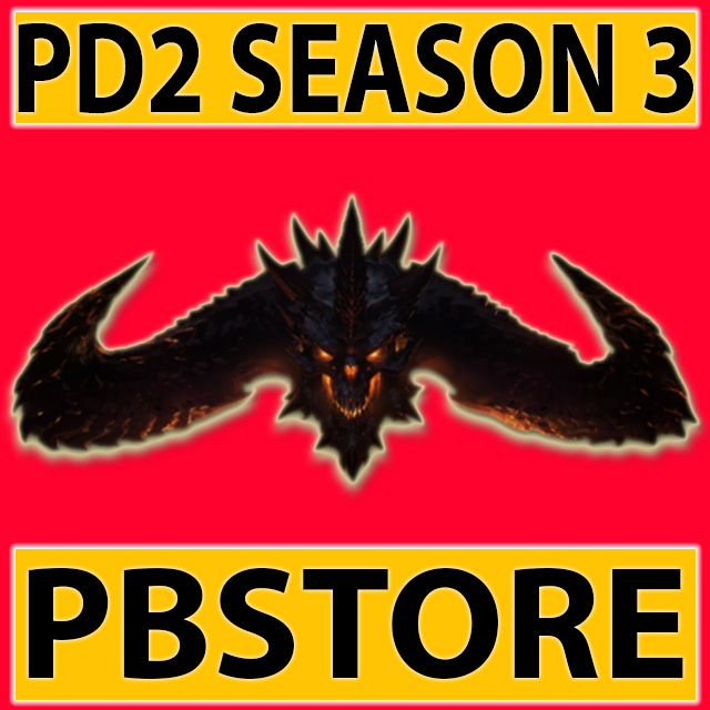 ★★★Thundergod's Vigor (random roll) - Project Diablo 2 Softcore★★★