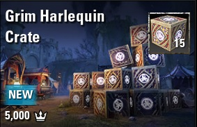 [NA - PC] grim harlequin crate X15 (5000 crowns) // Fast delivery!