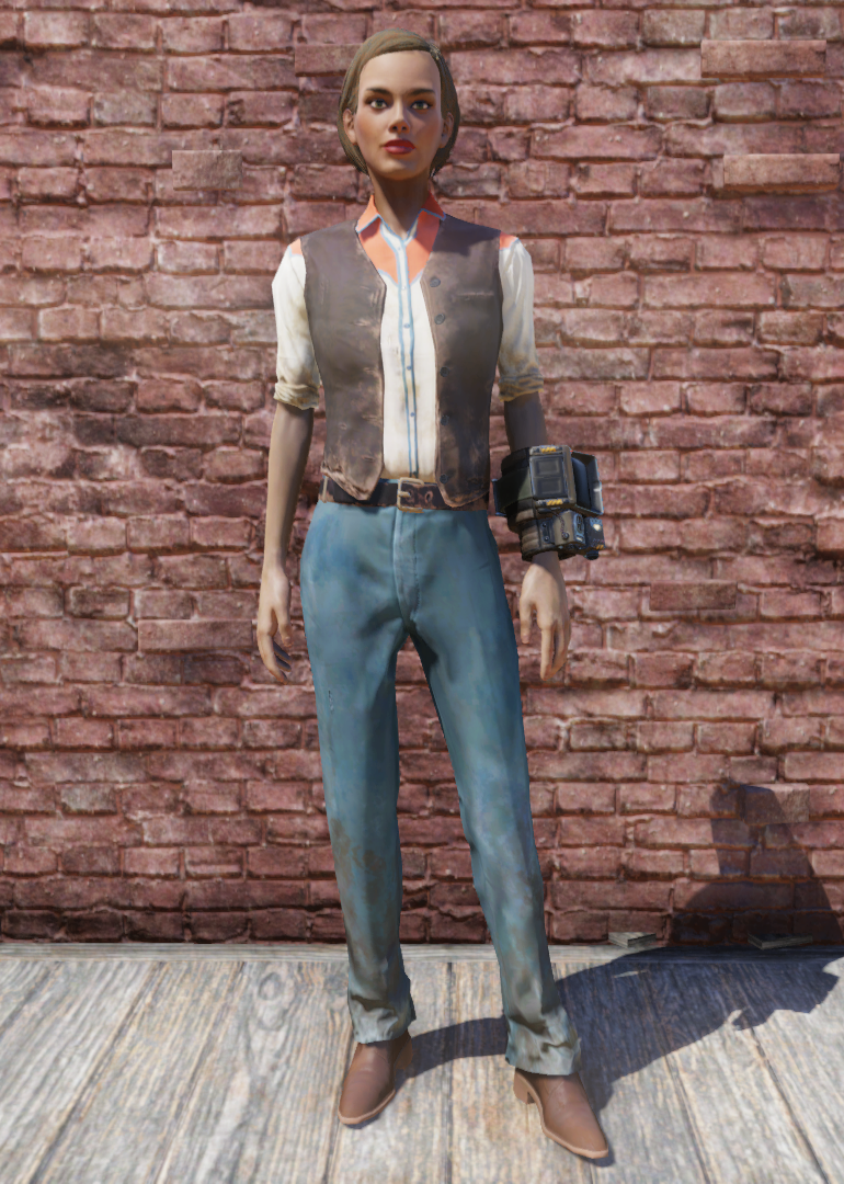 Western Outfit [Outfit]