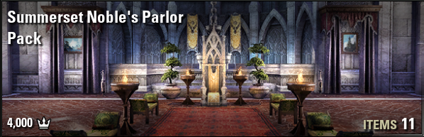 Summerset Noble's Parlor Pack [NA-PC]