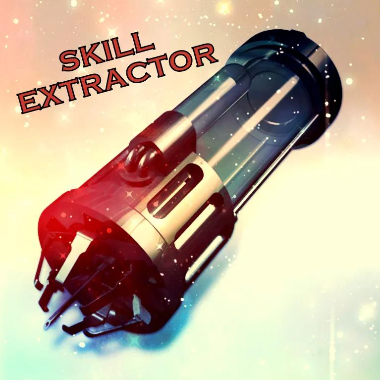 JitaMarket = SKILL EXTRACTOR = Minimum Order x20 = Extremely Fast = Maximum Safe =
