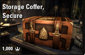 [PC-Europe] storage coffer secure (1000 crowns) // Fast delivery!