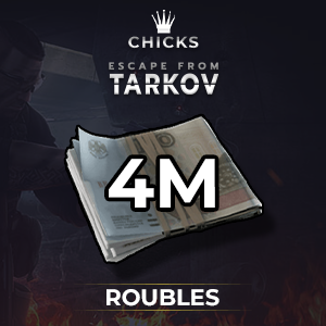 4M Roubles We bear the cost [No need to be lvl 10 & have FIR item-s] [FAST DELIVERY]