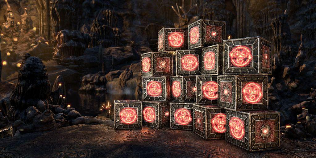 x15 Nightfall Crown Crates [EU-PC]