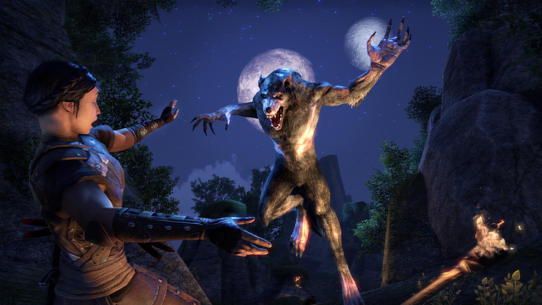 Werewolf's Bite [Crown Item]